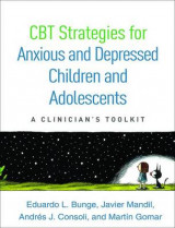 Omslag - CBT Strategies for Anxious and Depressed Children and Adolescents