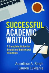 Omslag - Successful Academic Writing