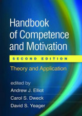 Omslag - Handbook of Competence and Motivation
