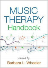 Omslag - Music Therapy Handbook