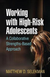 Omslag - Working with High-Risk Adolescents