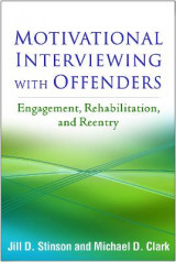 Omslag - Motivational Interviewing with Offenders