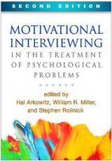 Omslag - Motivational Interviewing in the Treatment of Psychological Problems