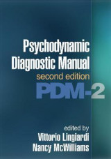 Omslag - Psychodynamic Diagnostic Manual, Second Edition