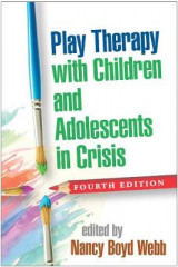 Omslag - Play Therapy with Children and Adolescents in Crisis