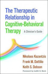 Omslag - Therapeutic Relationship in Cognitive-Behavioral Therapy