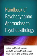 Omslag - Handbook of Psychodynamic Approaches to Psychopathology