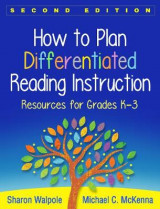 Omslag - How to Plan Differentiated Reading Instruction