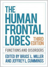 Omslag - The Human Frontal Lobes, Third Edition