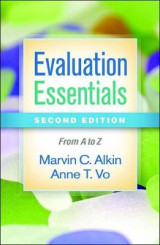 Omslag - Evaluation Essentials, Second Edition