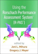 Omslag - Using the Rorschach Performance Assessment System (R-PAS (R))