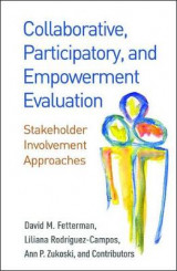 Omslag - Collaborative, Participatory, and Empowerment Evaluation