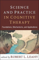 Omslag - Science and Practice in Cognitive Therapy