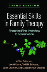 Omslag - Essential Skills in Family Therapy, Third Edition