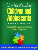 Omslag - Interviewing Children and Adolescents, Second Edition