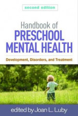 Omslag - Handbook of Preschool Mental Health, Second Edition