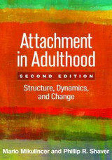 Omslag - Attachment in Adulthood, Second Edition