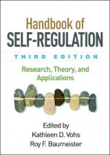 Omslag - Handbook of Self-Regulation, Third Edition