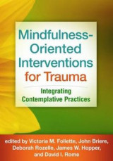 Omslag - Mindfulness-Oriented Interventions for Trauma