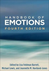 Omslag - Handbook of Emotions, Fourth Edition