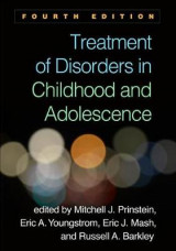 Omslag - Treatment of Disorders in Childhood and Adolescence, Fourth Edition