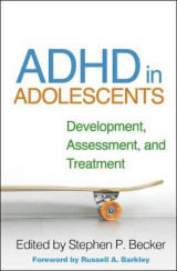 Omslag - ADHD in Adolescents