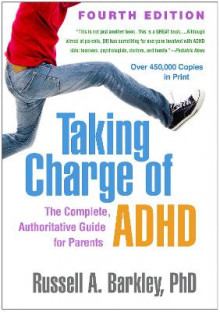Taking Charge of ADHD av Russell A. Barkley (Heftet)