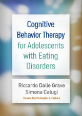 Omslag - Cognitive Behavior Therapy for Adolescents with Eating Disorders