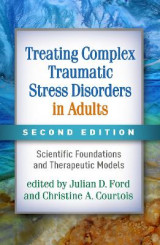 Omslag - Treating Complex Traumatic Stress Disorders in Adults, Second Edition