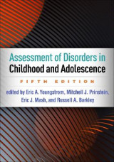 Omslag - Assessment of Disorders in Childhood and Adolescence, Fifth Edition