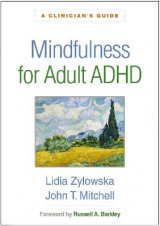 Omslag - Mindfulness for Adult ADHD