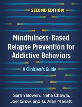 Omslag - Mindfulness-Based Relapse Prevention for Addictive Behaviors