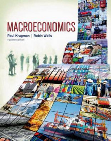 Macroeconomics av Paul Krugman og Mr Robin Wells (Heftet)