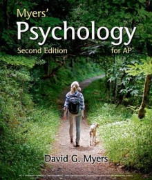 Myers' Psychology for Ap* av David G. Myers (Innbundet)