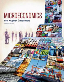Microeconomics av Paul Krugman og Mr Robin Wells (Heftet)