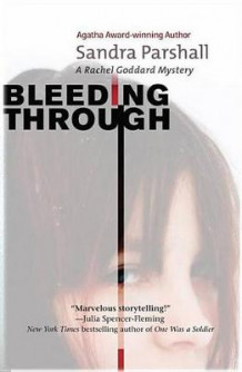 Bleeding Through av Sandra Parshall (Heftet)