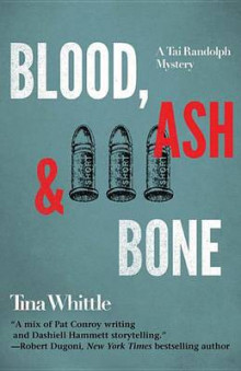 Blood, Ash, and Bone av Tina Whittle (Innbundet)