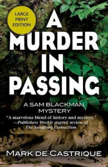 Murder in Passing av Mark de Castrique (Heftet)