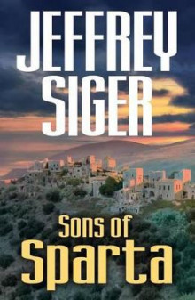 Sons of Sparta av Jeffrey Siger (Innbundet)