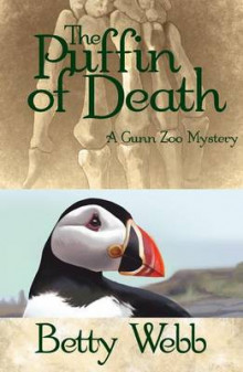 The Puffin of Death av Betty Webb (Innbundet)
