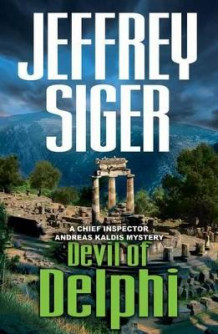 Devil of Delphi av Jeffrey Siger (Heftet)