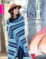 Omslag - Fair Isle Crochet Projects