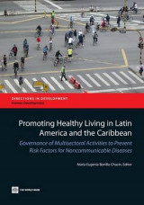 Omslag - Promoting Healthy Living in Latin America and the Caribbean