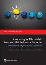 Omslag - Accounting for Education Mismatch in Developing Countries
