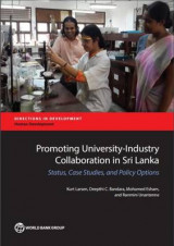 Omslag - Promoting University-Industry Collaboration in Sri Lanka