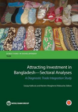 Omslag - Attracting Investment in Bangladesh: Sectoral Analyses