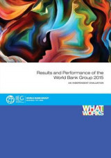 Omslag - Results and Performance of the World Bank Group 2015