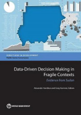 Omslag - Data-Driven Decision Making in Fragile Contexts