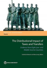 Omslag - The distributional impact of taxes and transfers