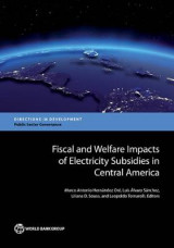 Omslag - Fiscal and Welfare Impacts of Electricity Subsidies in Central America